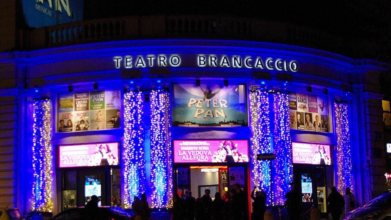 Testimonianza Teatro Brancaccio // Sala Umberto