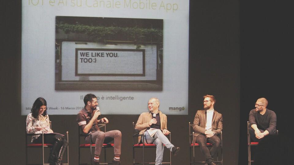 Mango Mobile Agency - Milano Digital week