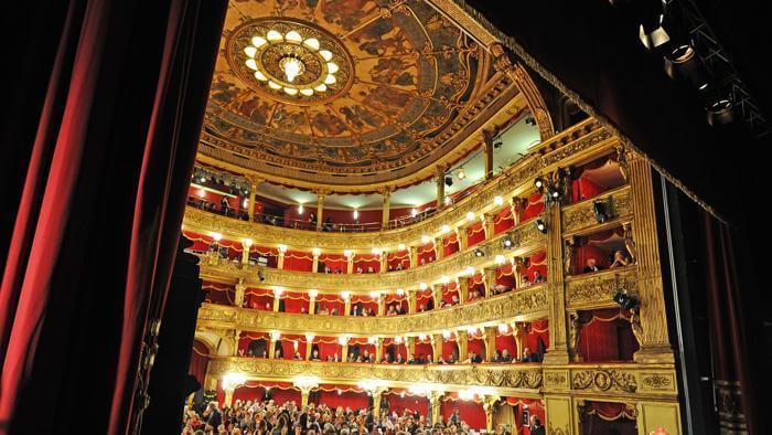 tst / Teatro Stabile di Torino / sala