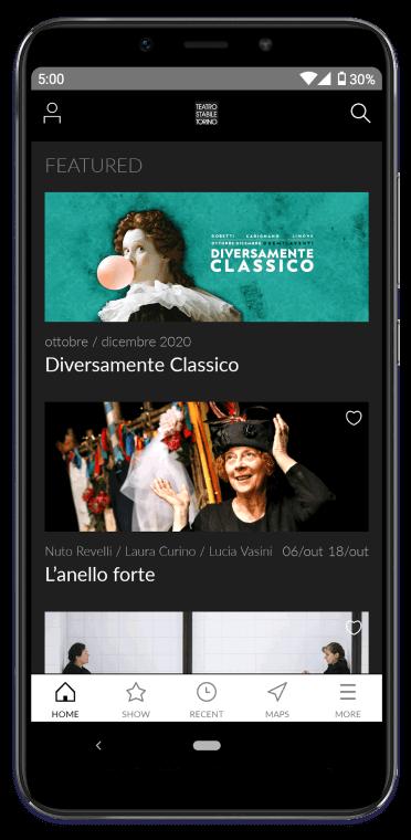Showtime / Teatro Stabile di Torino