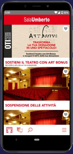 Teatro Sala Umberto